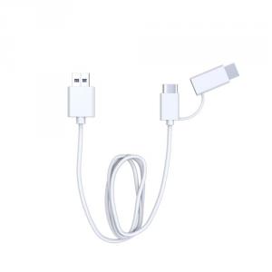 QC3.0 USB Type C - Micro