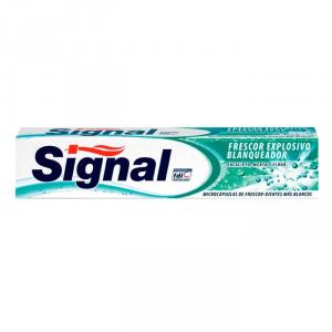 Signal Freschezza Esplosiva Dentifricio Sbiancante 75ml