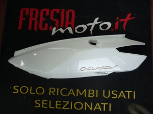 FIANCATINA POSTERIORE LATERALE SINISTRA USATA KYMCO DOWNTOWN 300i ABS ANNO 2012
