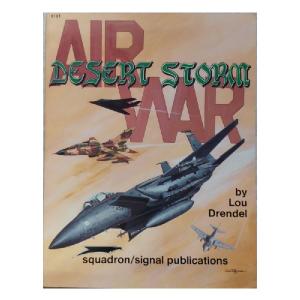 AIR WAR DESERT STORM SQUADRON