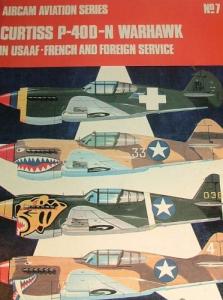 CURTISS P-40D-N WARHAWK
