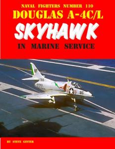 Douglas A-4C/L Skyhawk in Marine Service