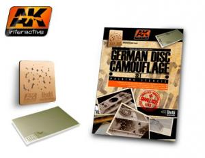 GERMAN CAMO DISC
