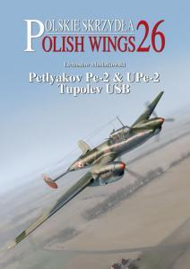 Petlyakov Pe-2 & UPe-2