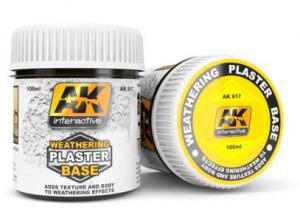WEATHERING PLASTER BASE