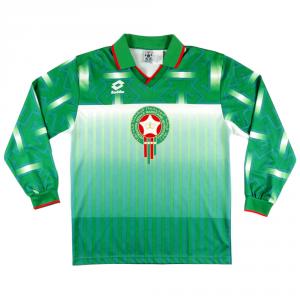 1994-95 Marocco Maglia Away L *Nuova