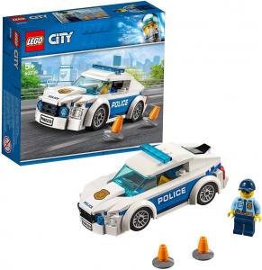 LEGO City - Auto di pattuglia della polizia