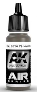 YELLOW OLIVE (GELBOLIV)