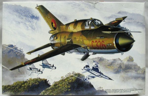 Mig-21MF 'African Mig' - Nigeria / Angola / Uganda