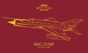 MiG-21MF (ROYAL CLASS)