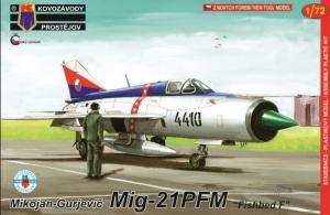 MiG-21PFM 'Fishbed F'