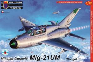 MiG-21UM 'Mongol B'
