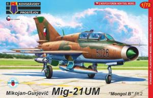 MiG-21UM Mongol B