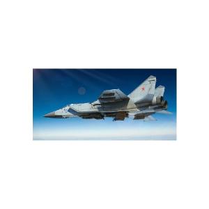 MiG-31 Foxhound - Russian