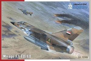 MIRAGE F.1 EQ/ ED