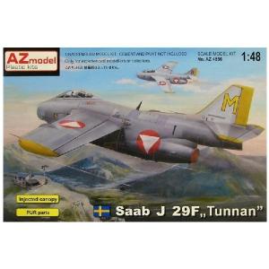 SAAB J-29F