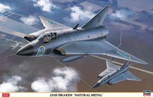 SAAB J35D DRAKEN