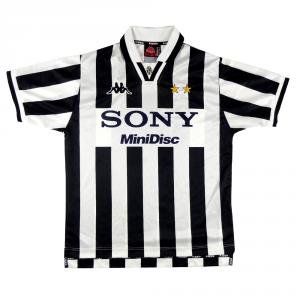 1996-97 Juventus Maglia Home S (Top)