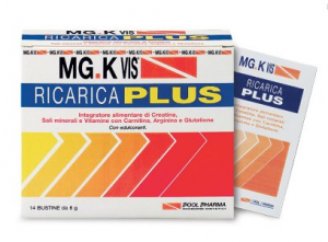 MgK Vis Ricarica Plus 14+14 bst