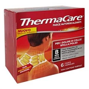 Thermacare fasce autoriscaldanti collo/spalla/polso 6 fasce
