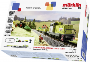 MAERKLIN STARTER SET - TRENI DI CAMPAGNA 29652