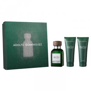 Adolfo Dominguez Agua Fresca Vetiver Eau De Toilette Spray 120ml Set 3 Parti 2019