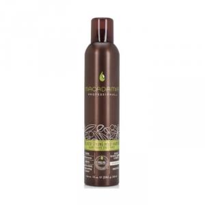Macadamia Style Lock Firm Hold Hairspray 328ml