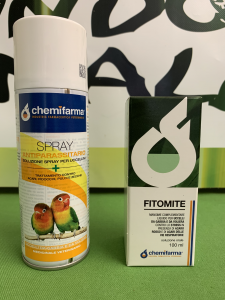 OFFERTA SPRAY ANTIPARASSITARIO 200ml + FITOMITE 100ml