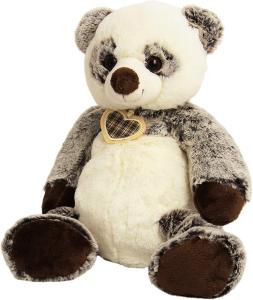 Plush & Company - Freddy Panda Seduto H. 27 cm