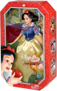 Classic Collection, Biancaneve, bambola da collezione