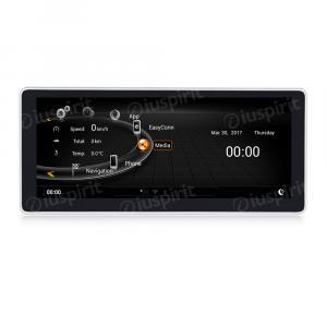 ANDROID 10.25 pollici navigatore per Audi A4 B9 A5 f5 RS4 S4 A4L 2017-2019 GPS WI-FI Bluetooth MirrorLink 2GB RAM 32GB ROM
