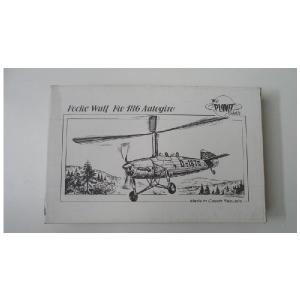 FW-186 AUTOGIRO PLANET