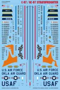 C-97/KC-97 Stratofreighter