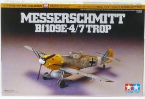 Me-109E-4/7 Trop