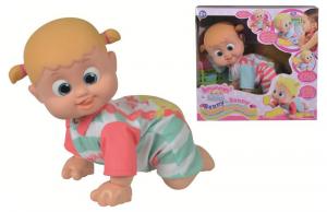Bonny vieni dalla mamma, bambola interattiva Simba toys