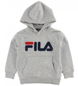 Felpa Fila  Logo Hood