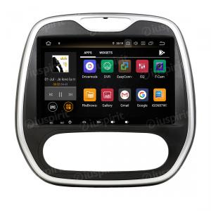 ANDROID 10 autoradio navigatore per Renault Captur, Renault Clio Samsung QM3 MANUAL UN/C 2011-2016 GPS WI-FI Bluetooth MirrorLink