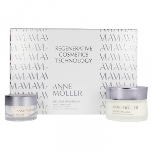 Anne Moller Belâge Regenerative Cream Normal To Combination Skin Spf15 50ml Set 2 Parti