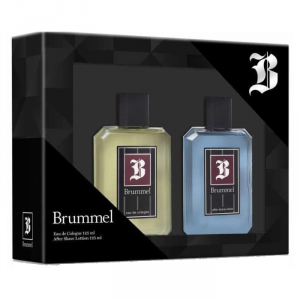 Brummel Eau De Cologne 125ml Set 2 Piezas 2019