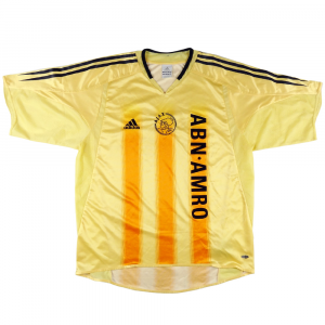 2004-05 Ajax Maglia Away L (Top)