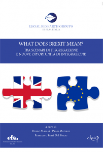 What does Brexit mean?