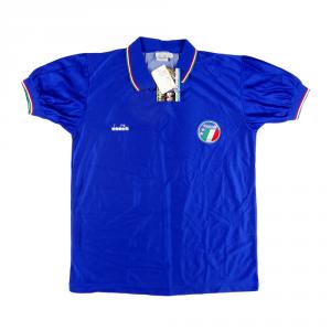 1986-90 ITALIA MAGLIA HOME L *NUOVA