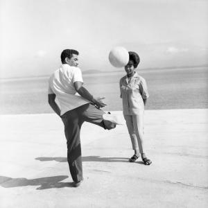 Garrincha, 1964