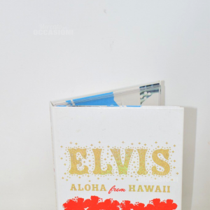 Dvd Elvis Aloha From Hawaii - Deluxe Edition Dvd