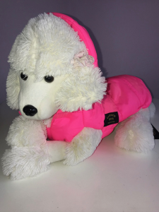 Fashion Dog giubbino imbottito Rosa Fluo Tg 30