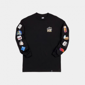 T-Shirt HUF Bodega