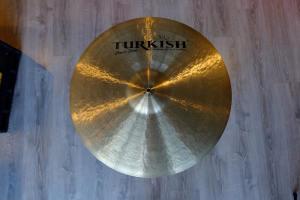 "USATO! PIATTO 22"" RIDE TURKISH CLASS SERIES"