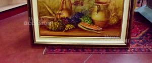 Quadro Ugo Sivilotti Natura Morta Misure 117*77