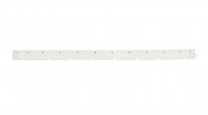 TTV 678 (squeegee L=650 mm) goma de secado delantera para fregadora NUMATIC (Dal 2013)