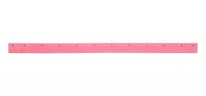 TTV 678 (squeegee L=650 mm) goma de secado trasero para fregadora NUMATIC